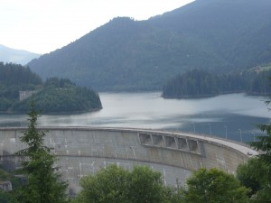 Barajul Draganului