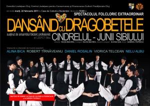 Dansând cu Dragobetele – Cindrelul-Junii Sibiului – 22 februarie – Cluj – Napoca