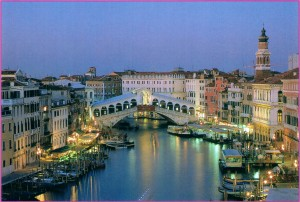 Veneţia – oraşul ca o lună de miere