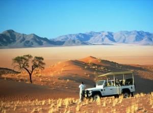 Namibia - Vis din sudul Africii