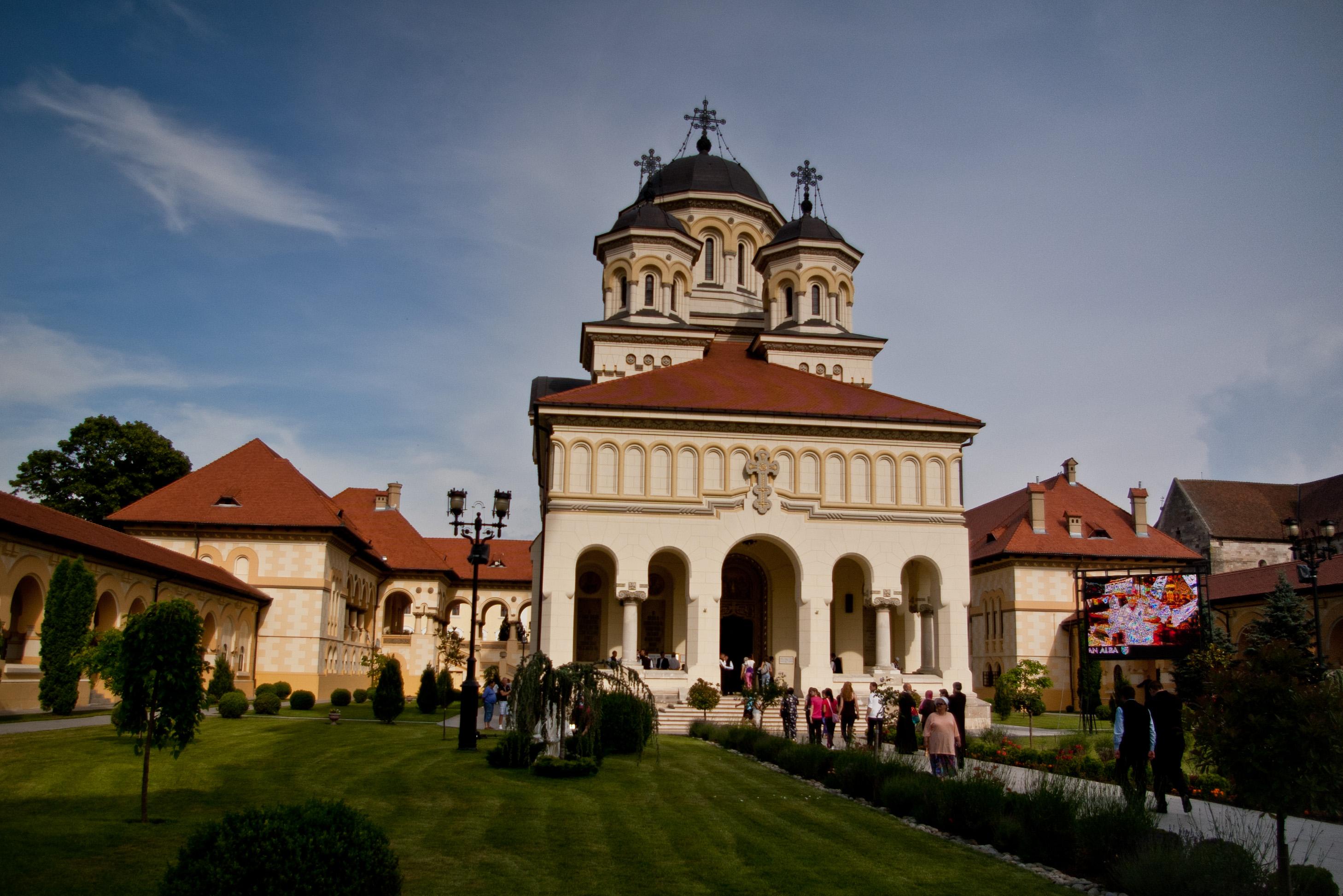 Cetatea Alba Carolina din Alba Iulia (IV)