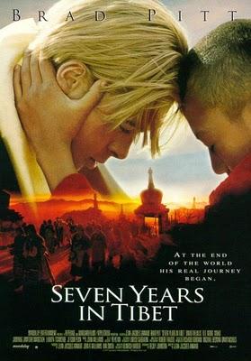 Şapte ani în Tibet – aventuri, biografie, dramă, 1997