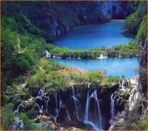 Parcul Naţional Lacurile Plitvice – Croaţia