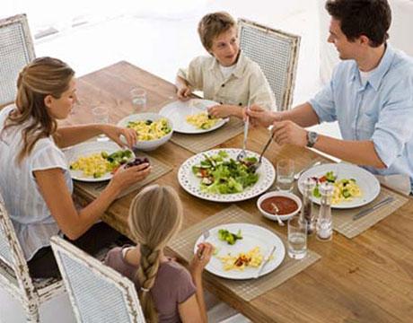 Orele de masă şi succesiunea felurilor de mâncare I