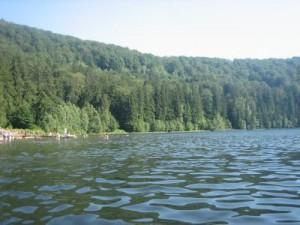 Lacul Sfânta Ana – judeţul Harghita