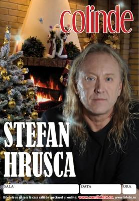 Concert de colinde – Ştefan Hruşcă - 13 decembrie - Cluj-Napoca