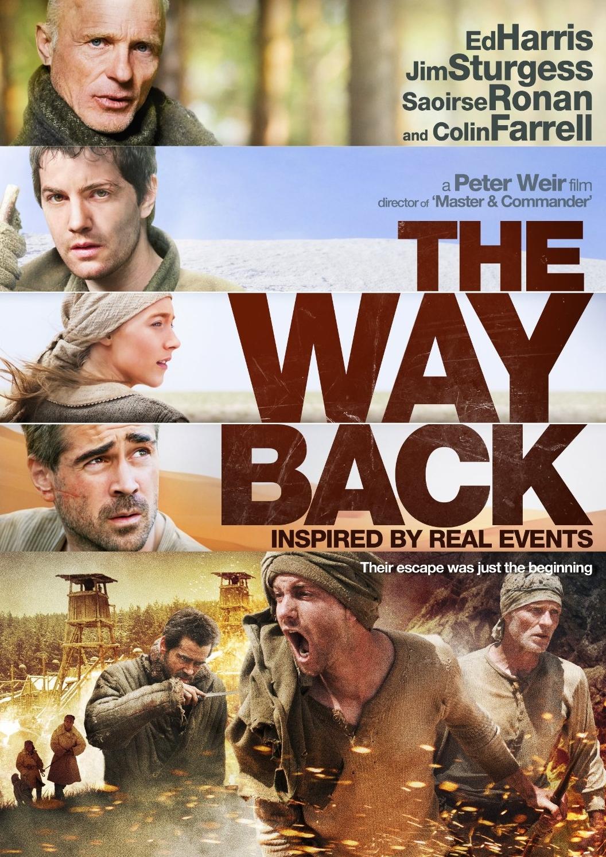 Recomandări filme de weekend - The Way Back-2010 - The Pianist-2002