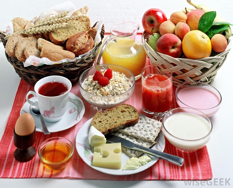 Iar ai sărit micul-dejun?
