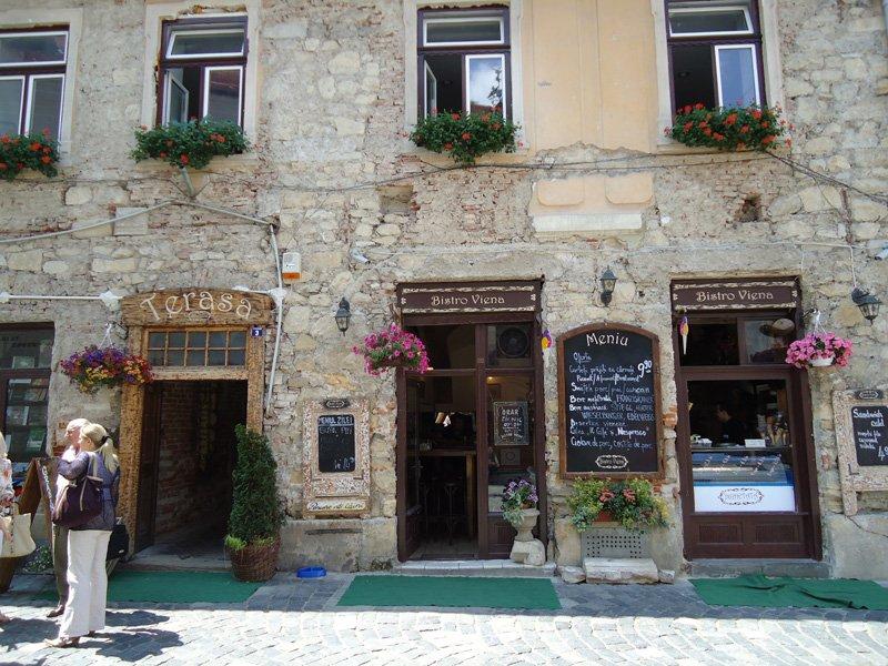 Recomandare local pentru cină de weekend - Bistro Viena, Cluj