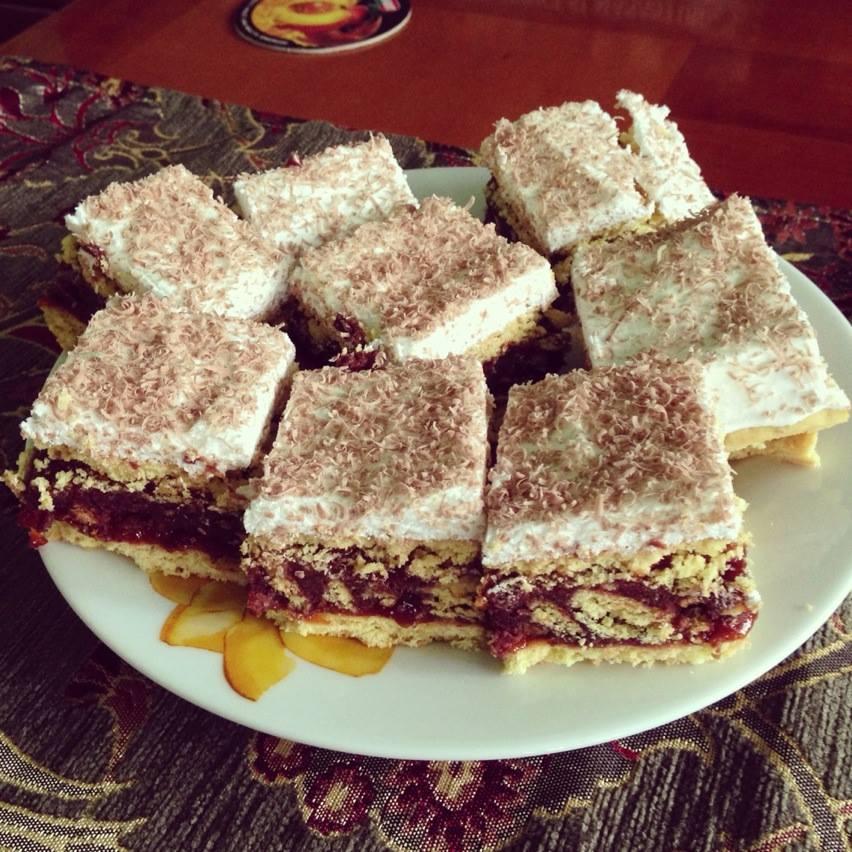 Rețetă - Prăjitura Kati