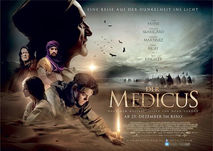 Recomandare filme: The Physician și The Book Thief