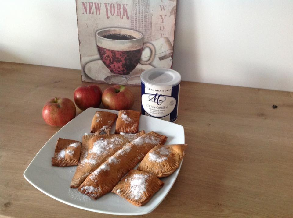 Rețetă Ștrudele cu mere dieta Montignac