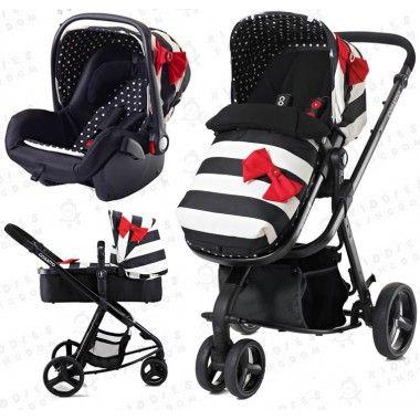 Ce cărucior alegem pentru bebe?