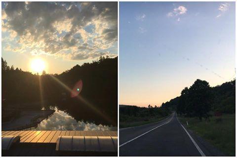 lacul ursu si drumul spre casa