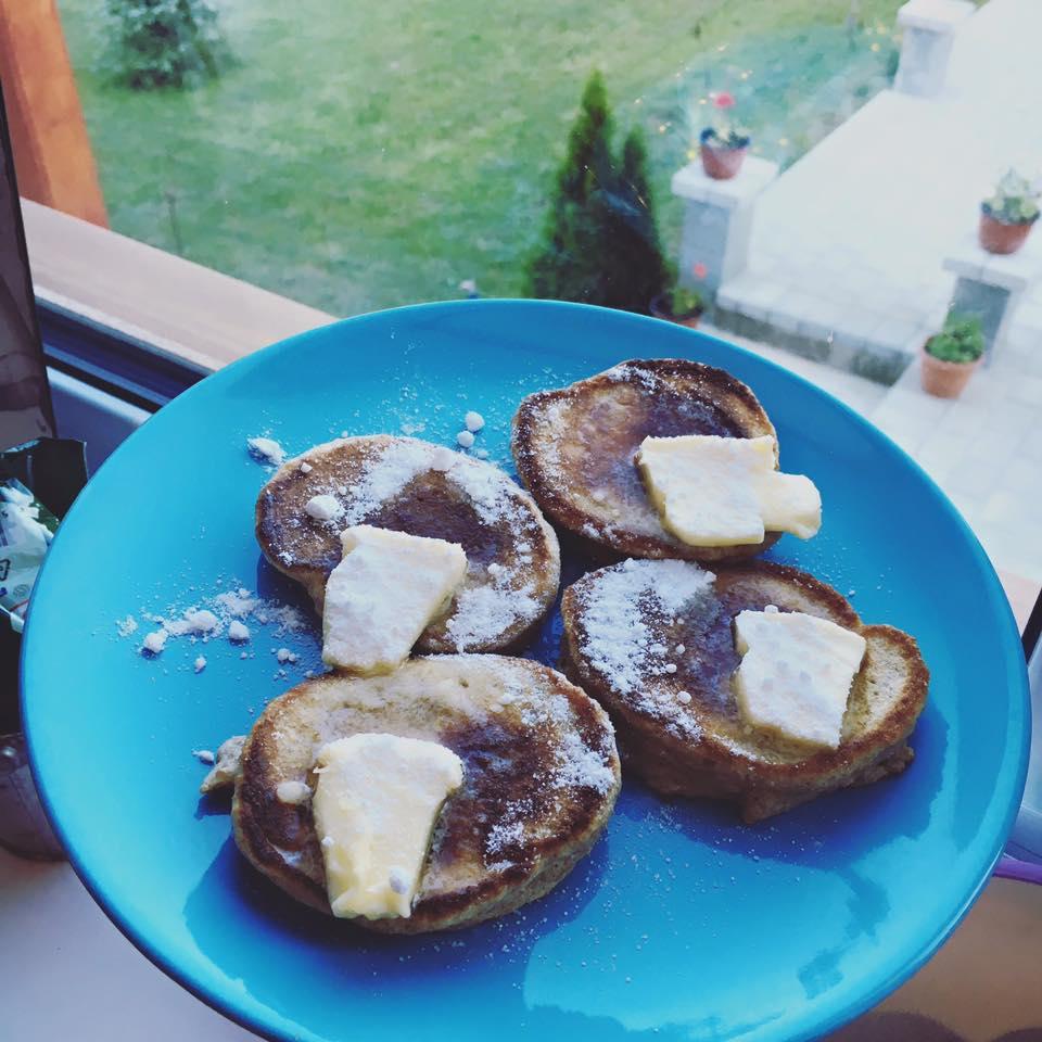rețete rapide pancakes montigna deweekend.ro