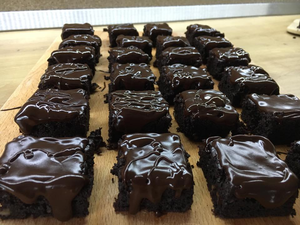 brownie deweekend