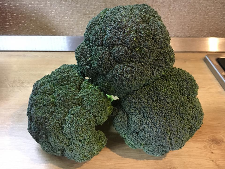 broccoli deweekend