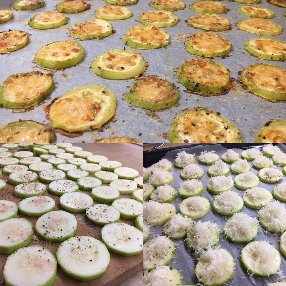 rețete simple chips zucchini