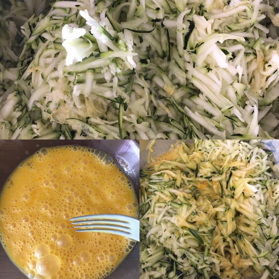 ruladă de zucchini