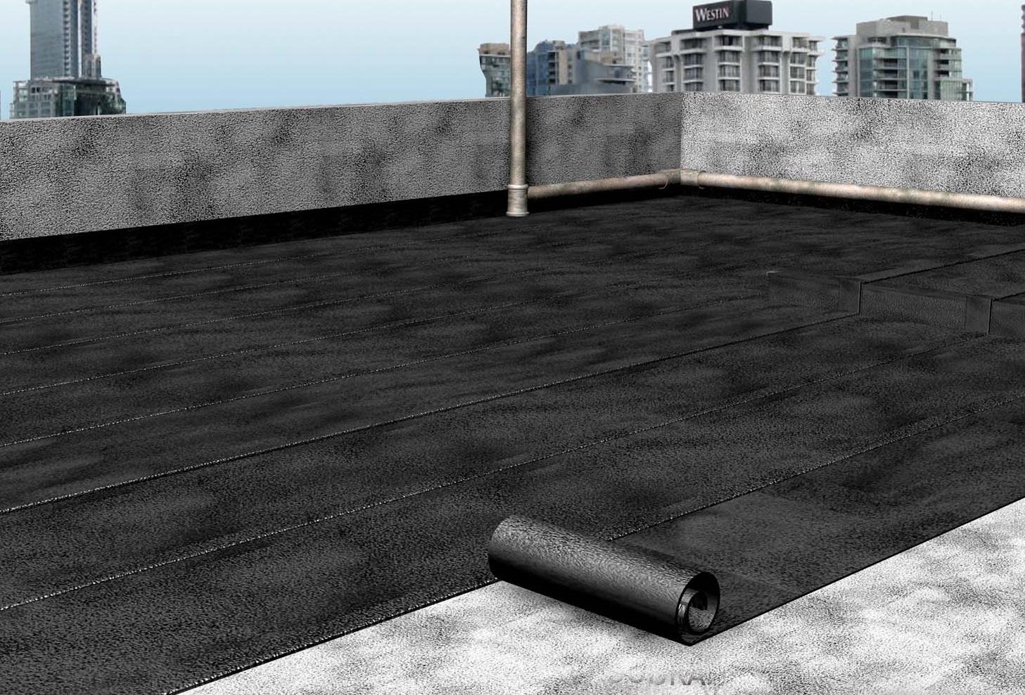 hidroizolații terase de bloc