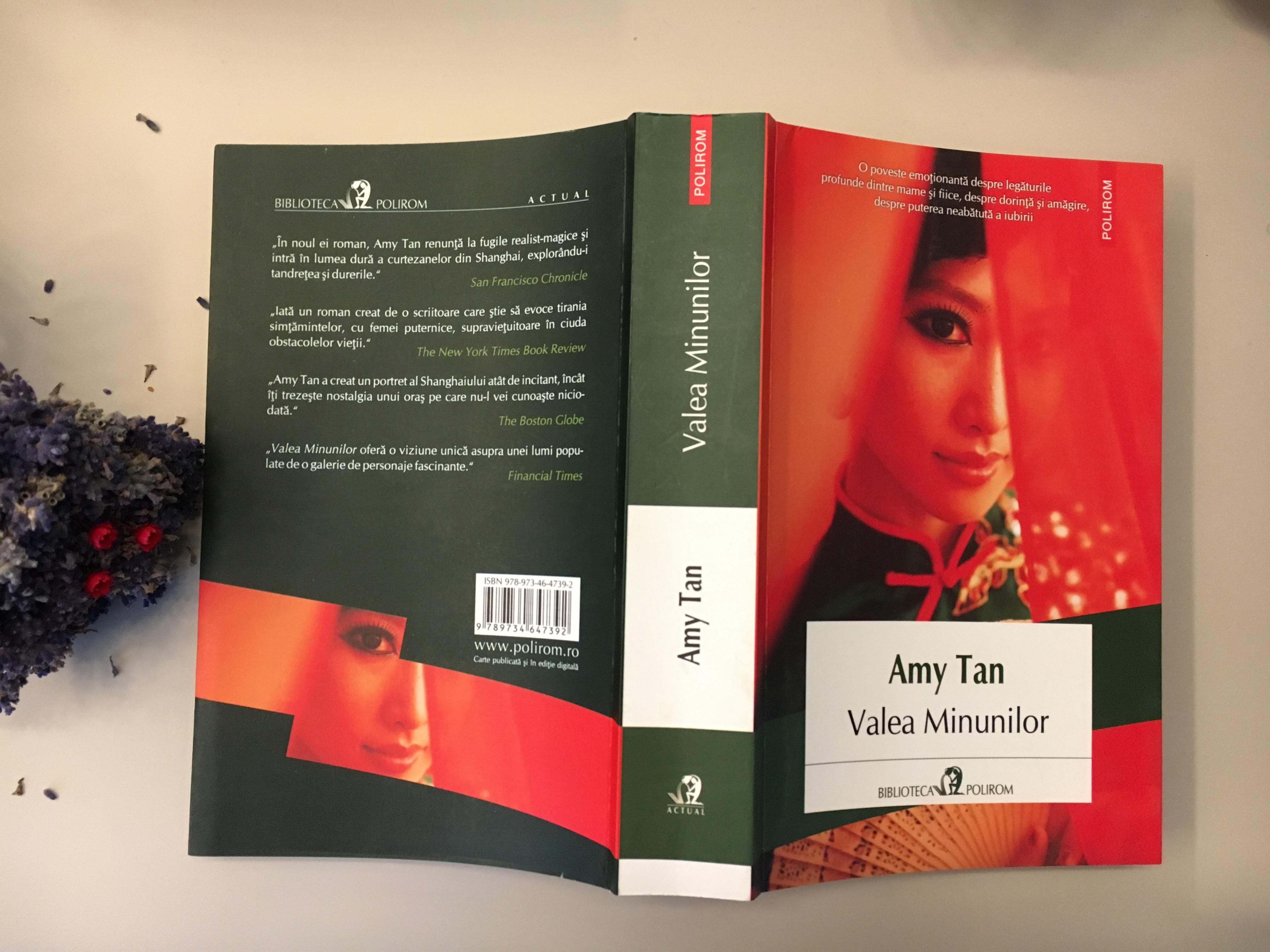 Valea Minunilor de Amy Tan