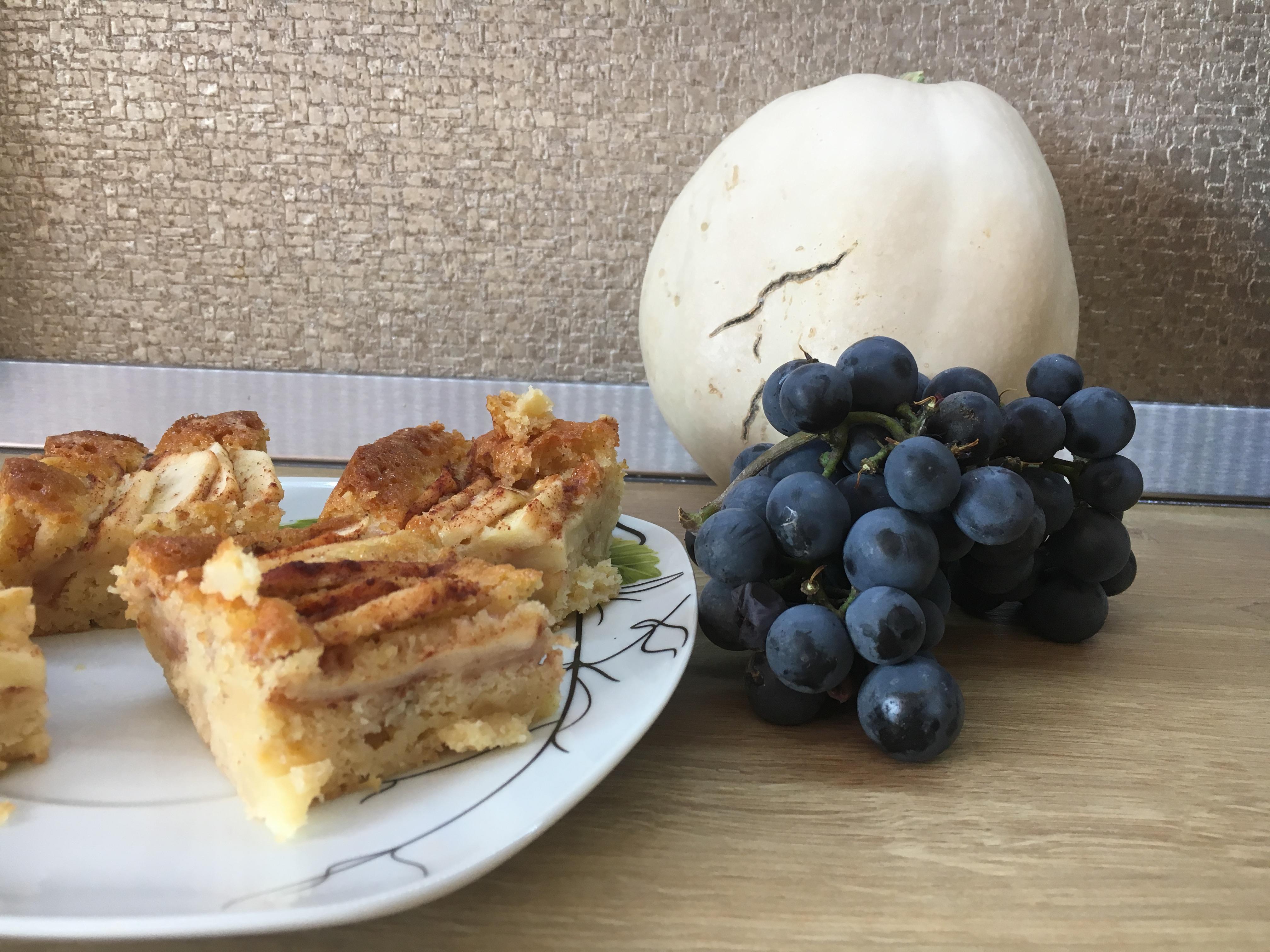 gogoașă cu mere