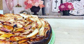 Prăjitură cu mere fără zahăr – rețetă de toamnă