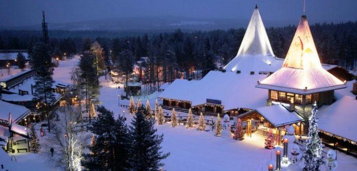 Sejur Laponia – cadoul ideal de Crăciun