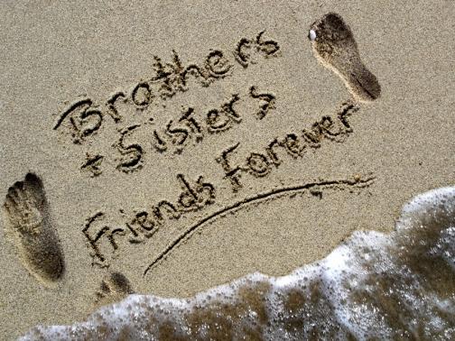 legătura dintre frați