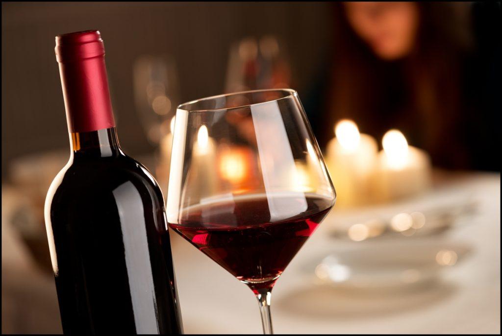 vinul roșu