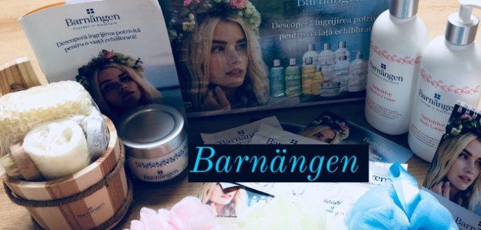 Răsfață-ți pielea cu produsele suedeze Barnängen!