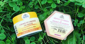 cosmetice cu miere Apidava