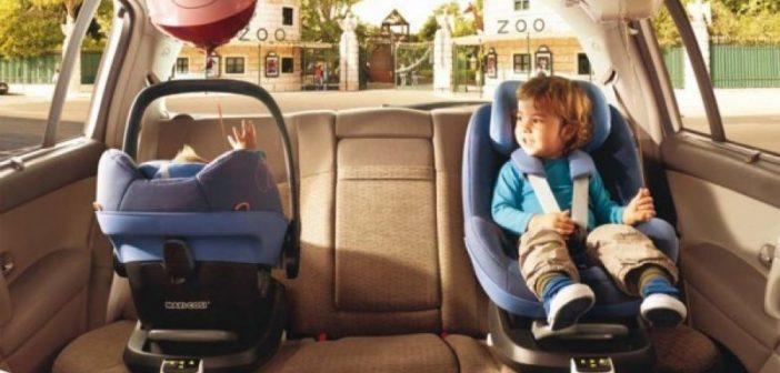 scaunul auto pentru copil