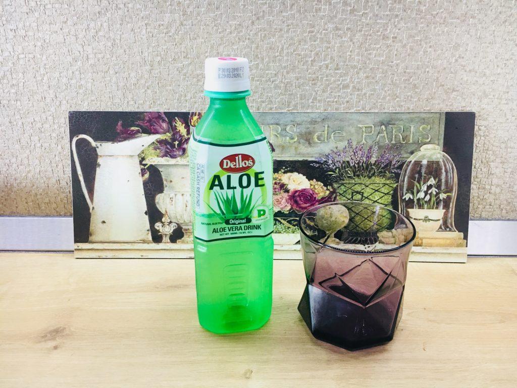 sucuri Dellos cu Aloe Vera