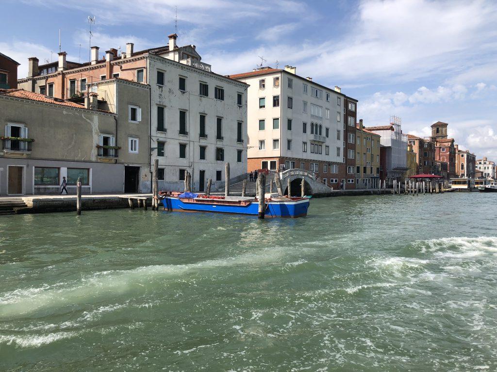 Veneția pentru a treia oară