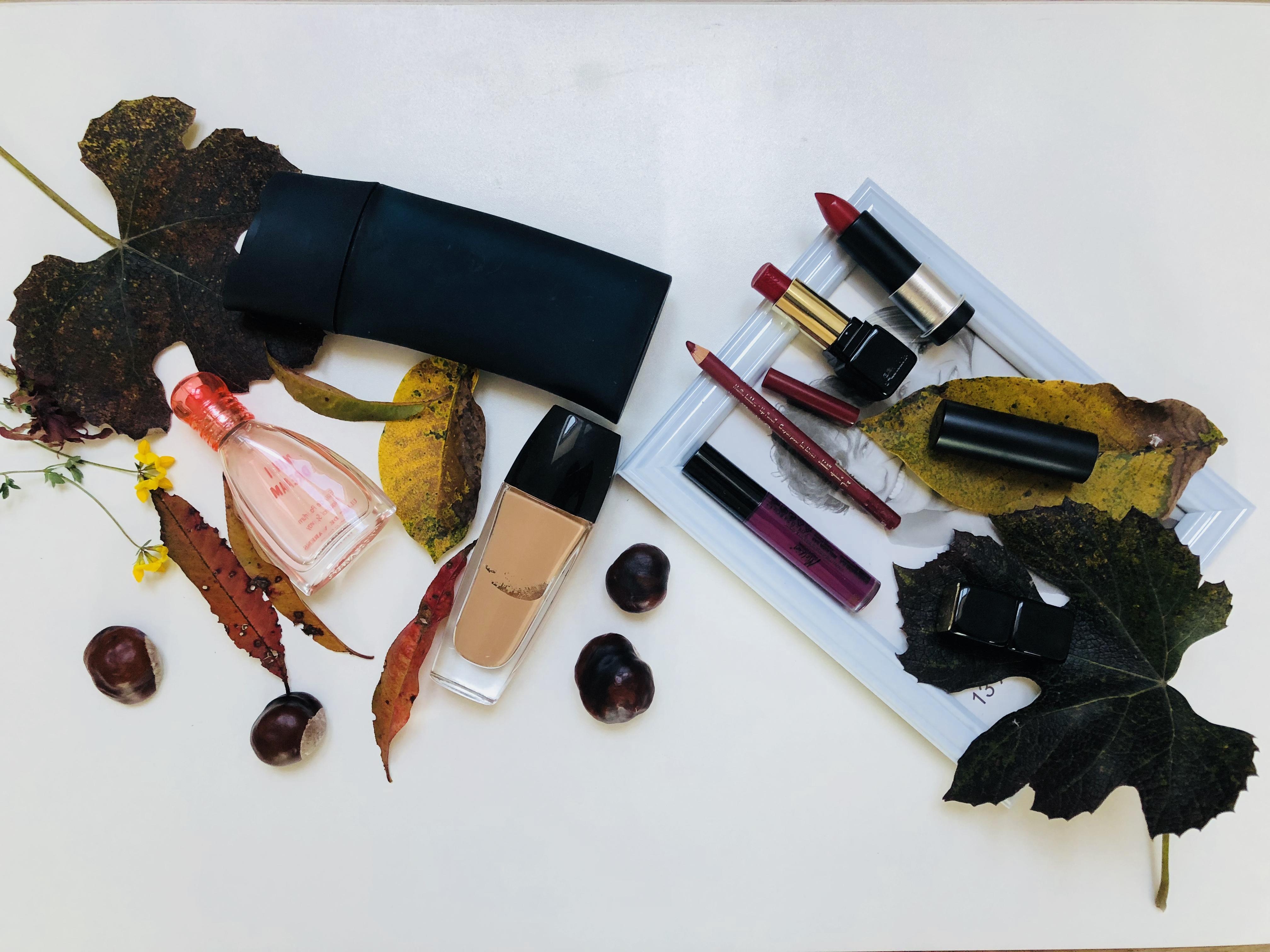 produse cosmetice de toamnă