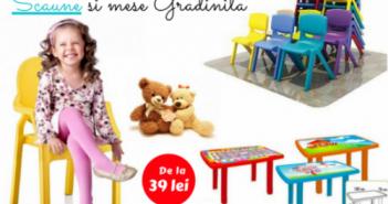 scaune plastic copii de la Produse menaj