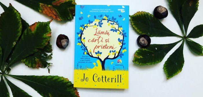 Lămâi, cărți și prieteni de Jo Cotterill