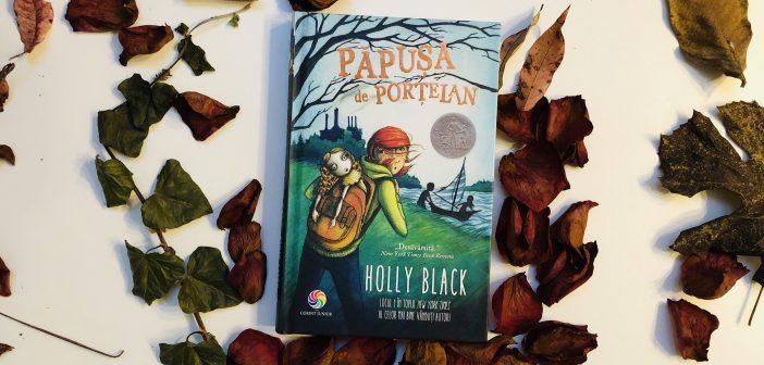 Păpușa de porțelan de Holly Black