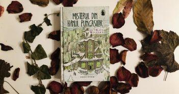 Misterul din Hanul pungașilor de Kate Milford
