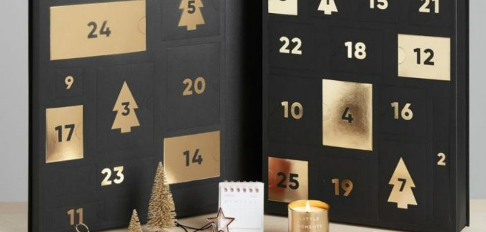 calendar Advent Notino