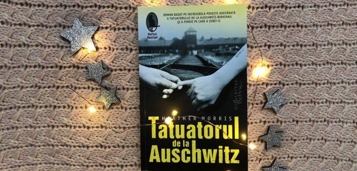 Tatuatorul de la Auschwitz de Heather Morris recomandare lectură