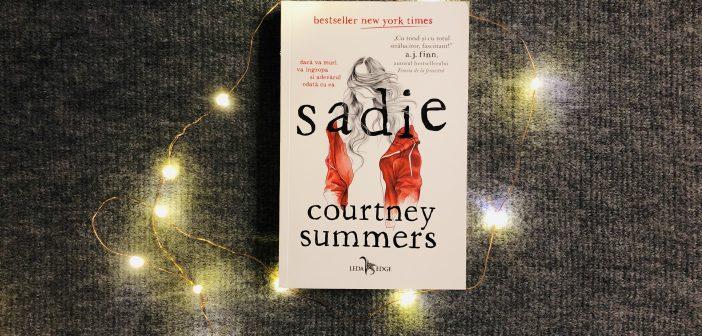 Sadie de Courtney Summers