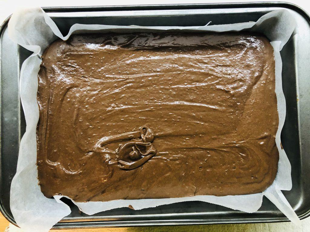Brownie cu Nutella și Baileys