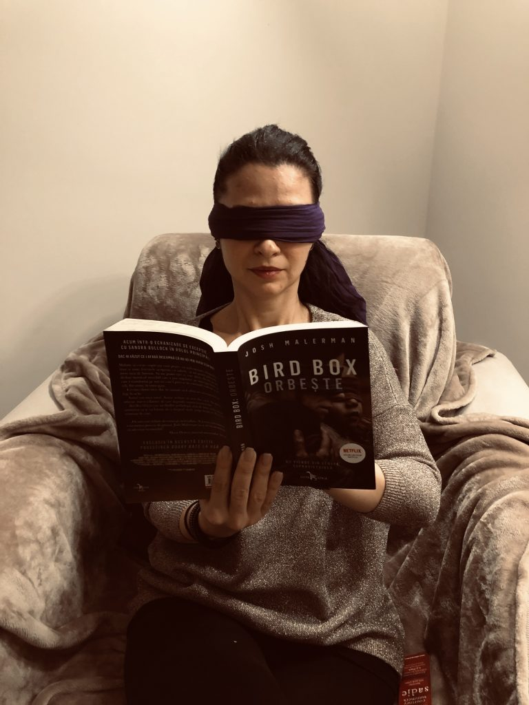 Bird Box Orbește