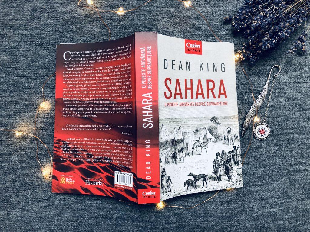 Sahara de Dean King