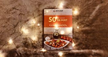 50 de rețete de post de Gina Bradea