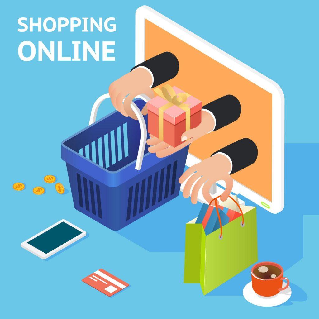 cumpărături alimentare online