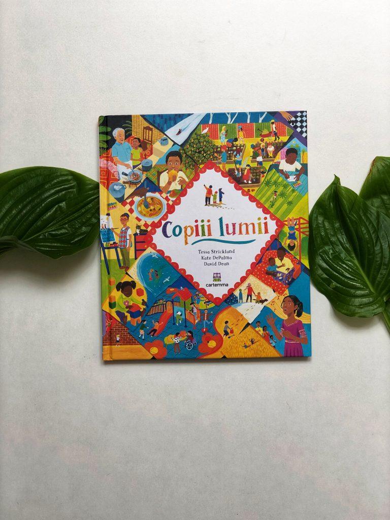 Cărți de vacanță pentru copii Cartemma