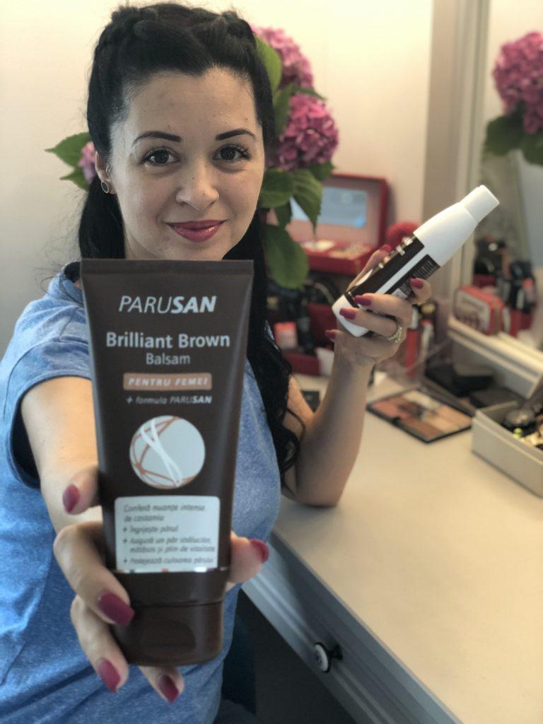 Brilliant Brown de la PARUSAN